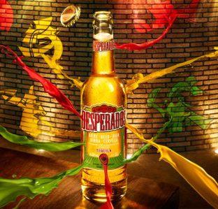 Desperados Tequila Flavoured Beer 6x330ml Bottles Drinkland